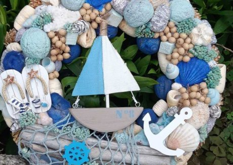 Seashell Crafts
