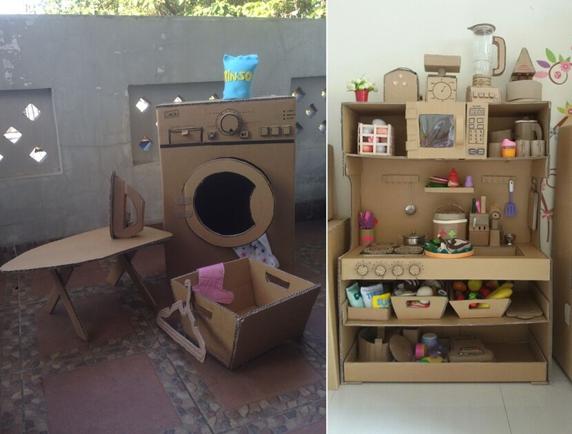 cardboard box recycle