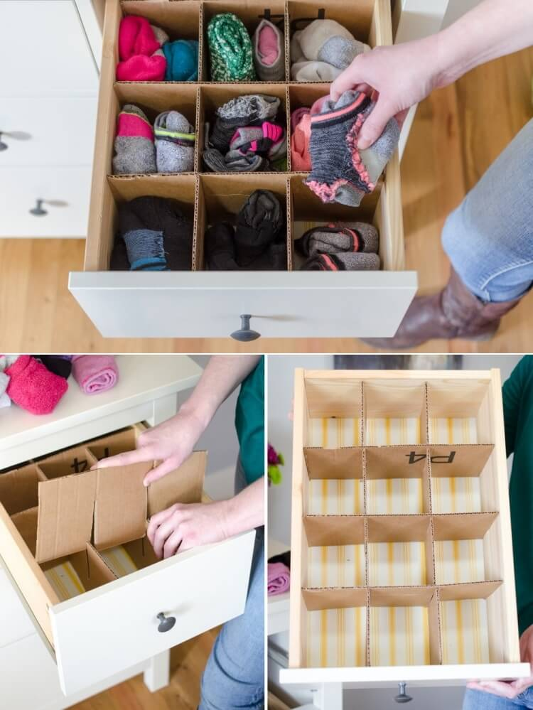 10 Clever Ways To Recycle Empty Cardboard Boxes