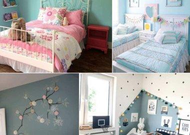 Inexpensive Kids Room Wall Decor Ideas
