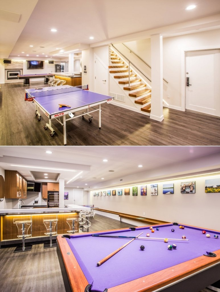 Cool Ideas for Your Basement