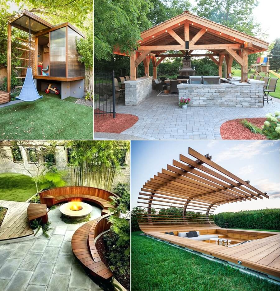 Outdoor Structures