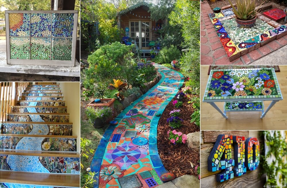 DIY Mosaic Projects