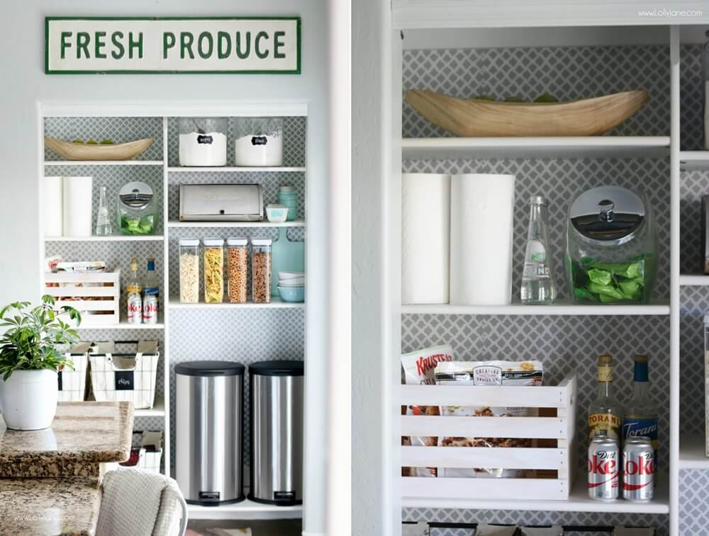 Pantry Makeovers