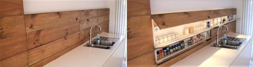 Hidden Storage Ideas