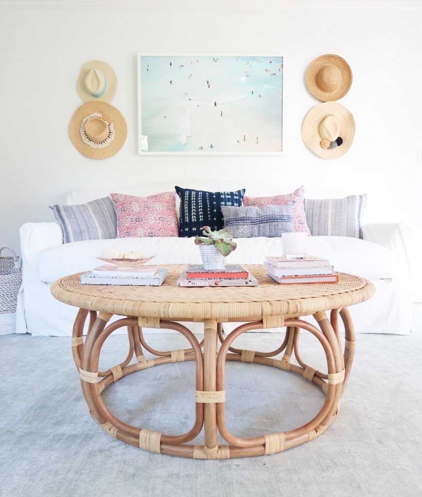 Coastal Coffee Table
