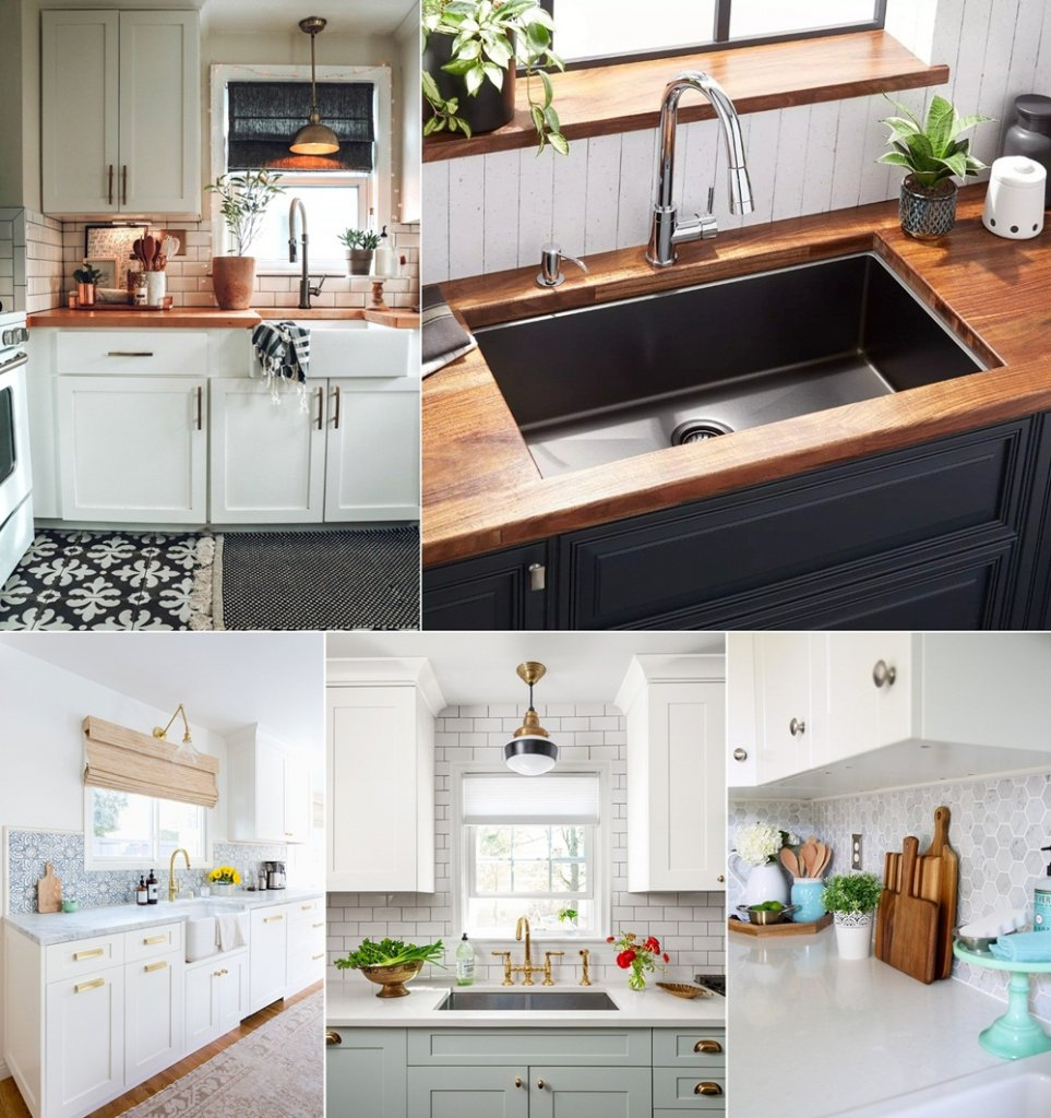 Home Decor Amazing And Cheap Kitchen Makeover Ideas