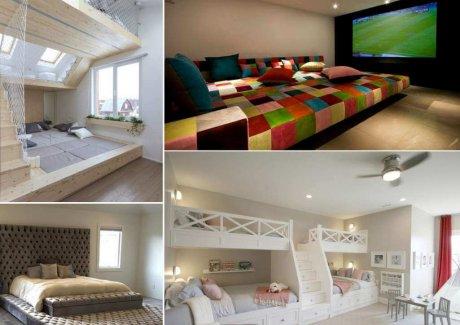 Huge Bed Ideas