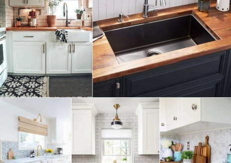 Kitchen Makeover Ideas on a Budget