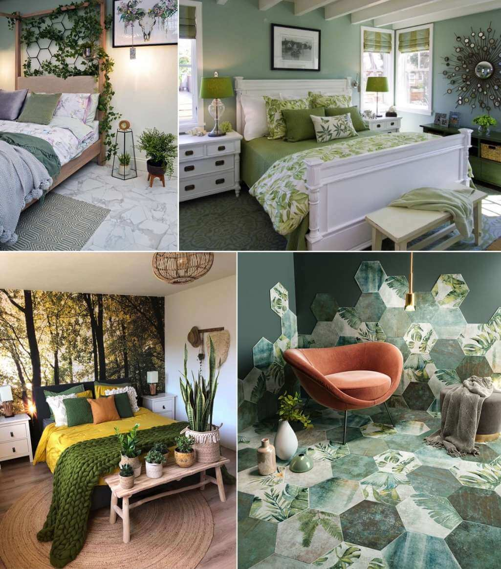 Botanical Home Decor Ideas