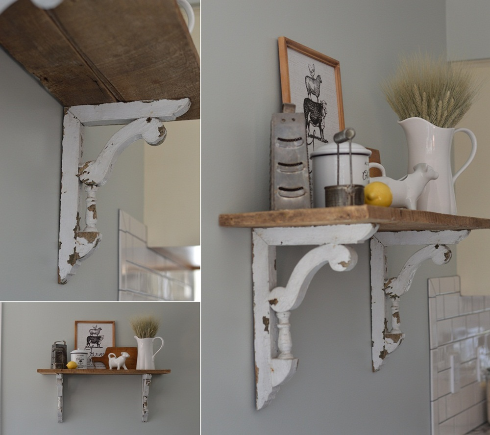 Entryway Projects with Reclaimed Wood