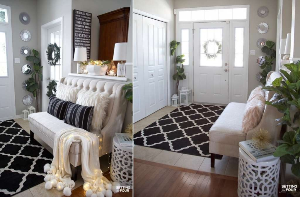 Fall Entryway Decor Ideas