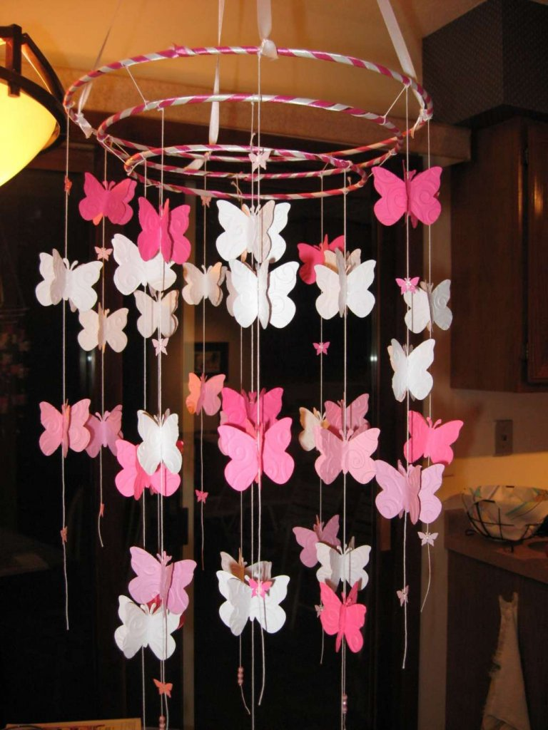 DIY Paper Butterfly Crafts