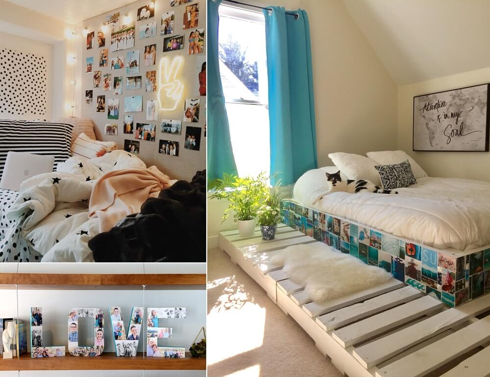 Creative Ways to Decorate with Photos