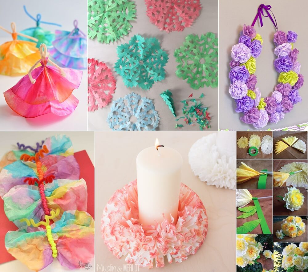 Coffee Filter Crafts