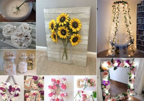 15 Creative Ways to Decorate with Artificial Flowers