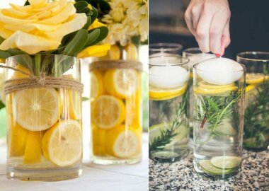 Citrus Party Decor Ideas