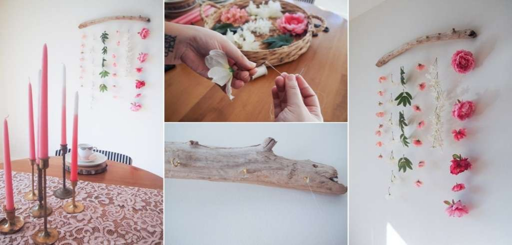 5 Ways to Decorate with Faux Flowers