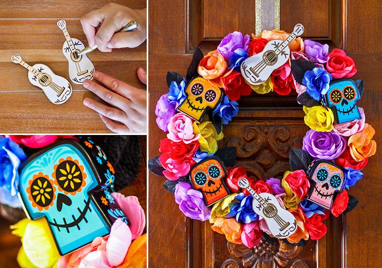 Coco Halloween Decor DIY
