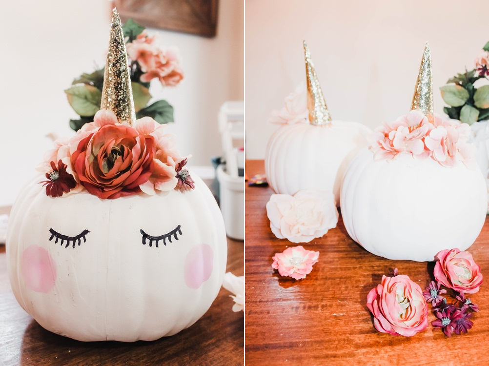 No Carve Pumpkin DIY