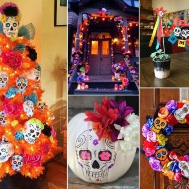 Coco Halloween Decor DIY