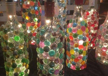 Glass Gem Crafts