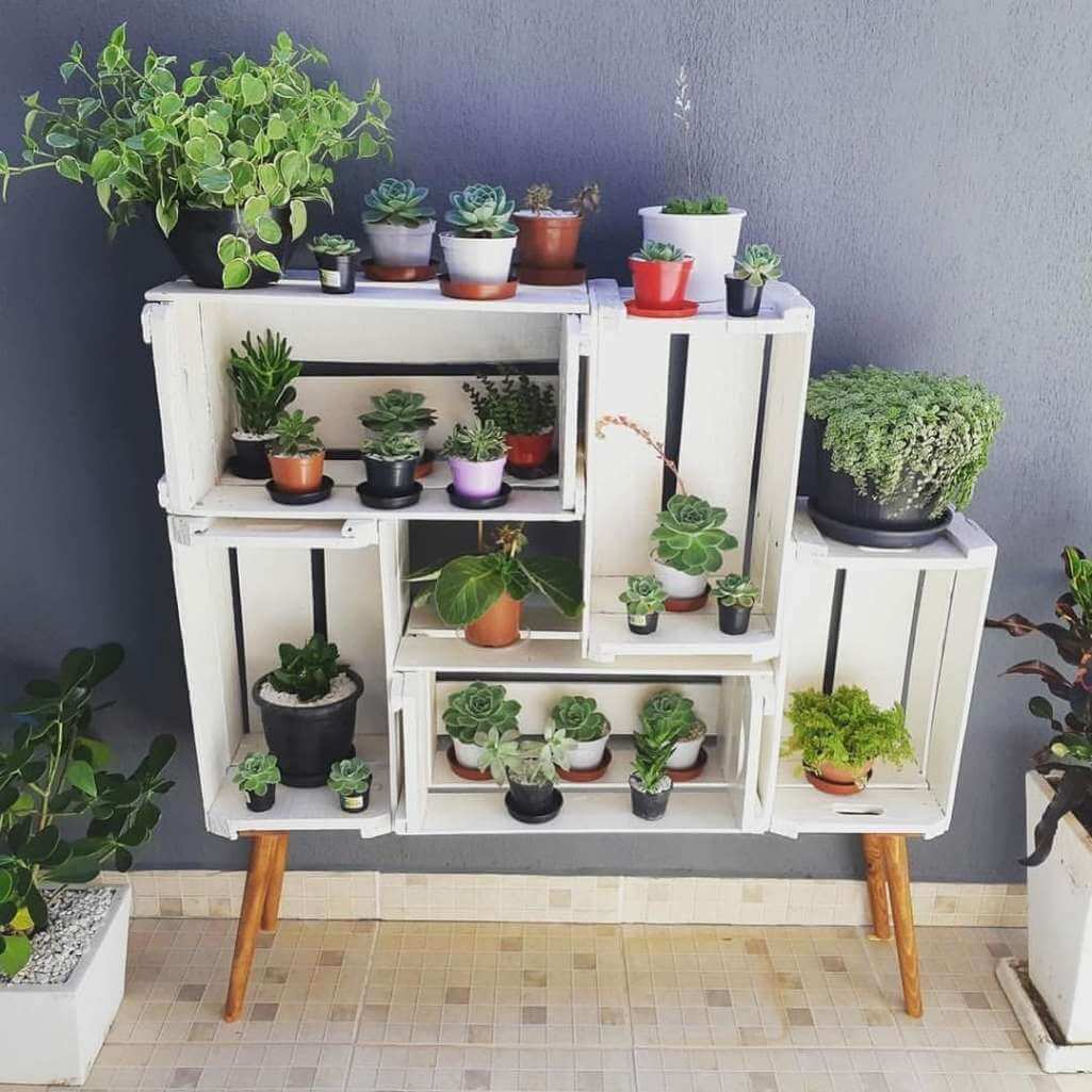 DIY Plant Stand Ideas on Amazing Plant Stand Ideas  id=47462