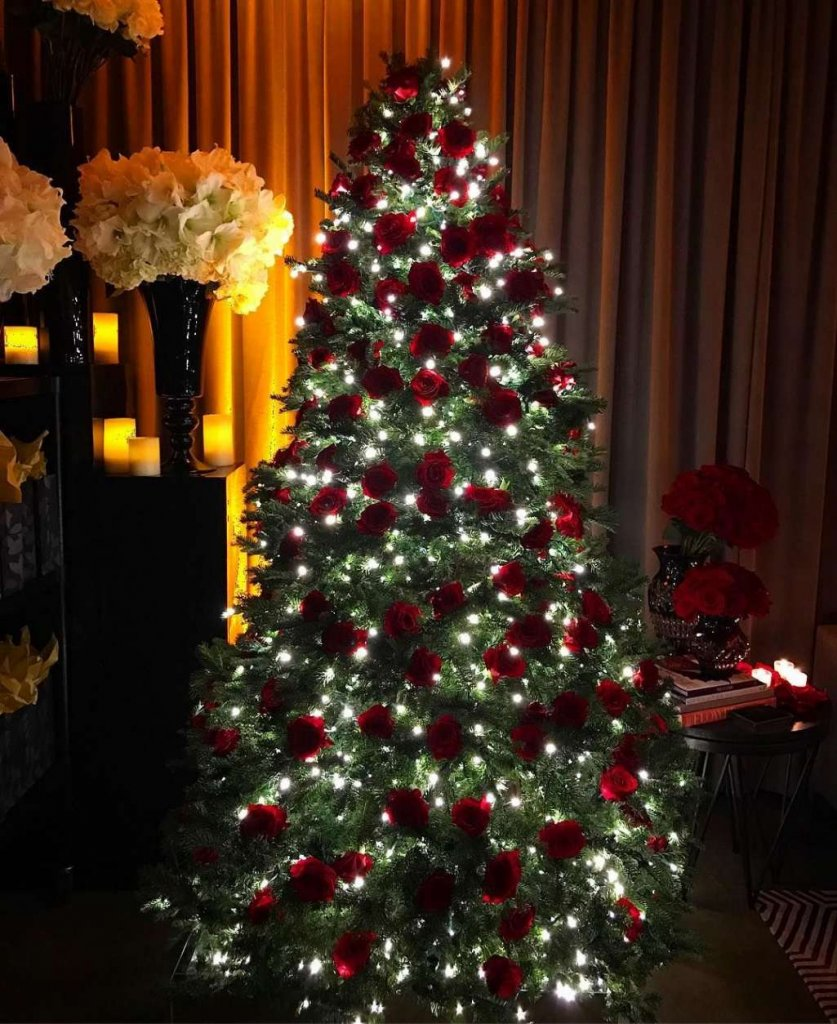 Red Christmas Decor Ideas