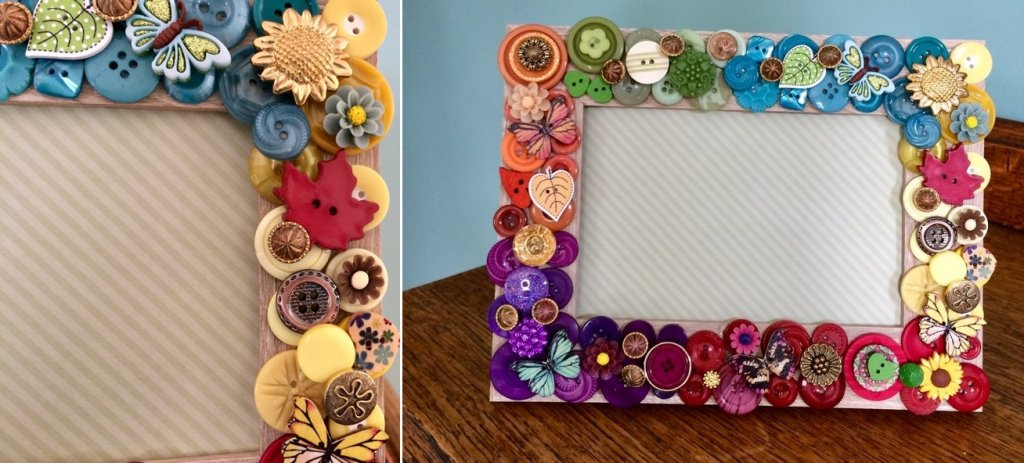 DIY Button Crafts