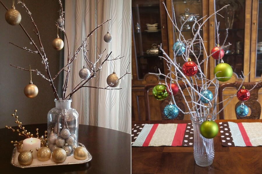 15 DIY Christmas Centerpiece Ideas