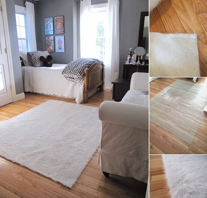 Cozy DIY Rugs