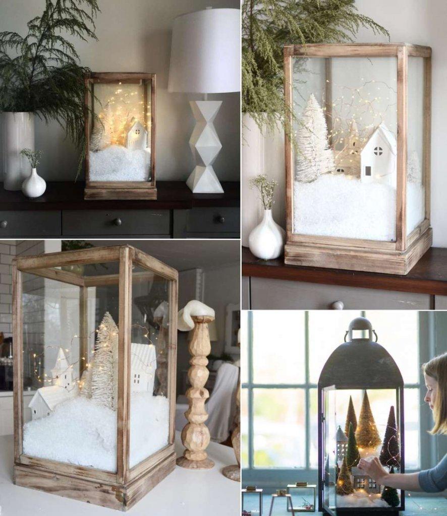 Christmas Village Display Ideas