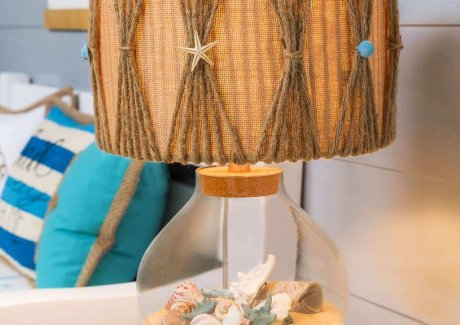 DIY Lampshade Makeover Ideas