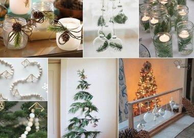 Minimalist Christmas Decor Ideas