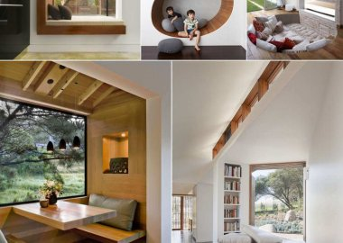 Contemporary Nooks