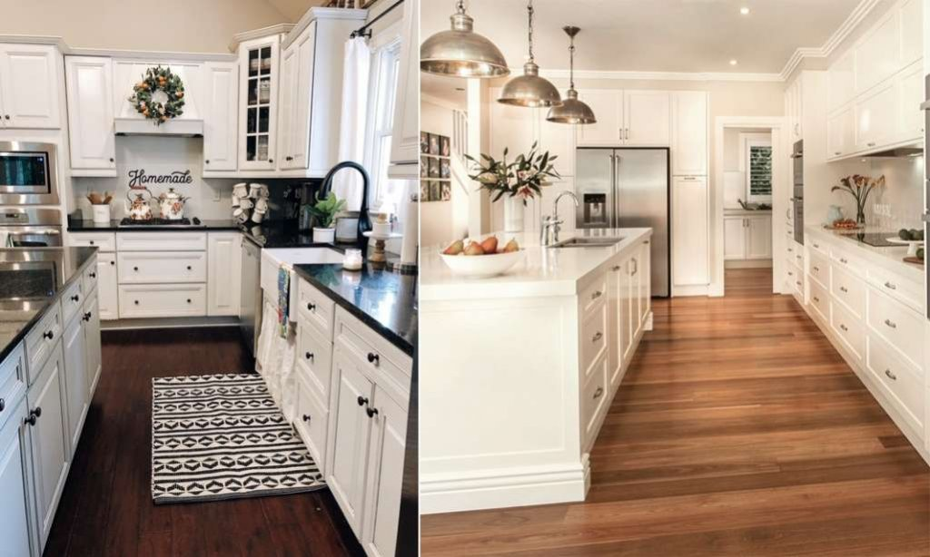 5 Ways to Work with White Kitchen Cabinets