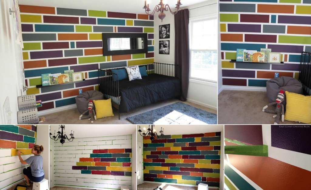 Painted Accent Wall Ideas