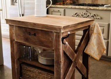 Rustic Kitchen Island Ideas