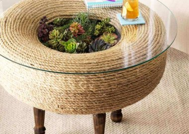 Planter tables