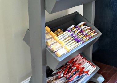 DIY Snack Storage Ideas