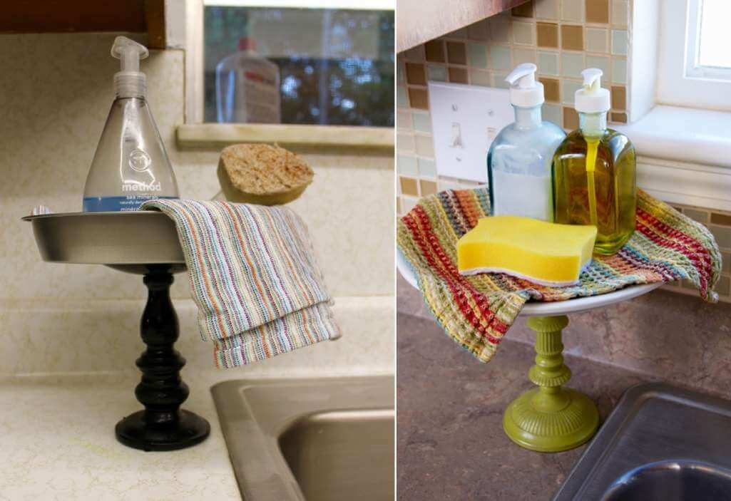 10 Simple DIYs to Organize Your Kitchen