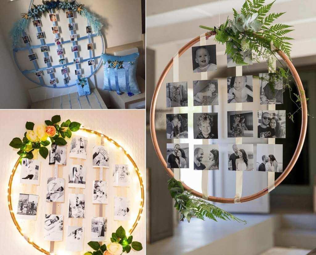 DIY Hula Hoop Projects