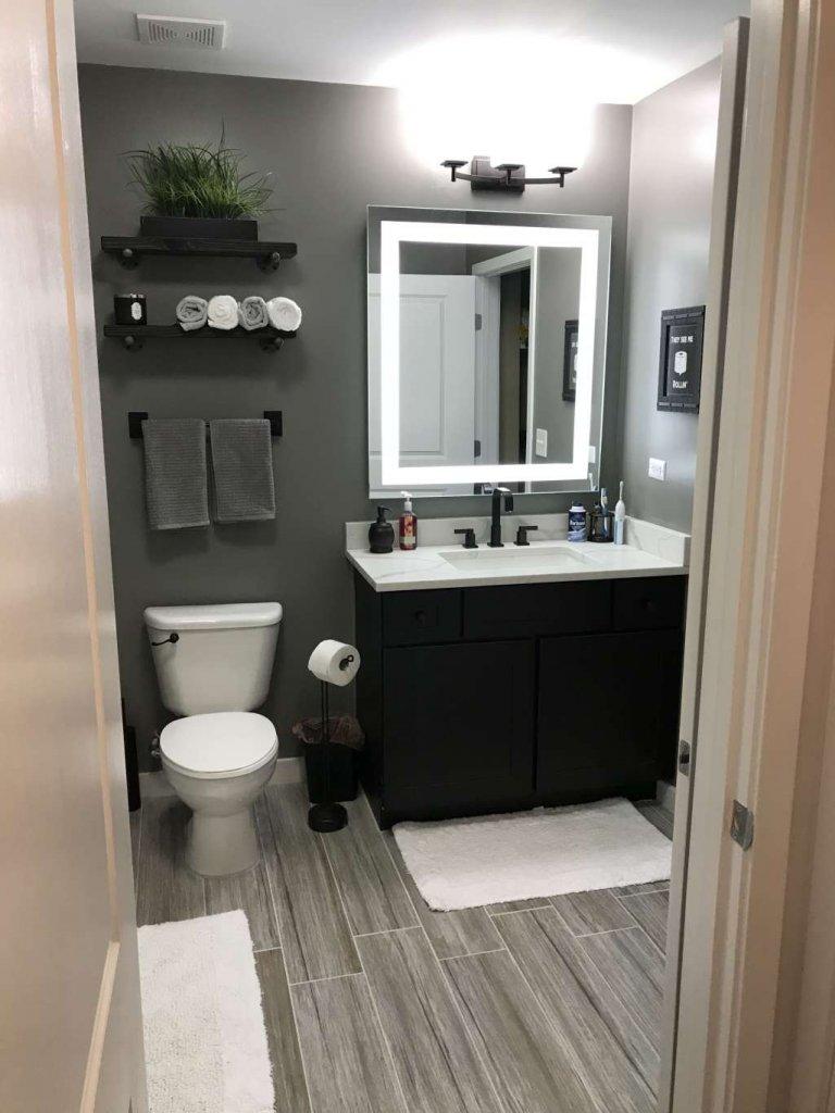 Apartment Bathroom Decor Ideas