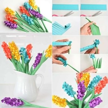 Flower Crafts to Try This Spring