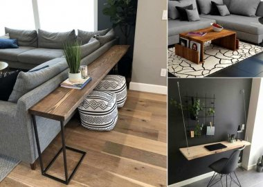 Minimalist Furniture Designs