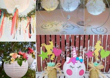 10 Paper Lantern Party Decor Ideas