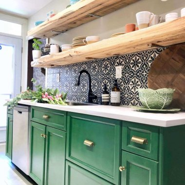 Kitchen Cabinet Makeover Ideas