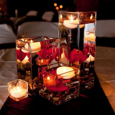 Valentine's Day Centerpiece Ideas