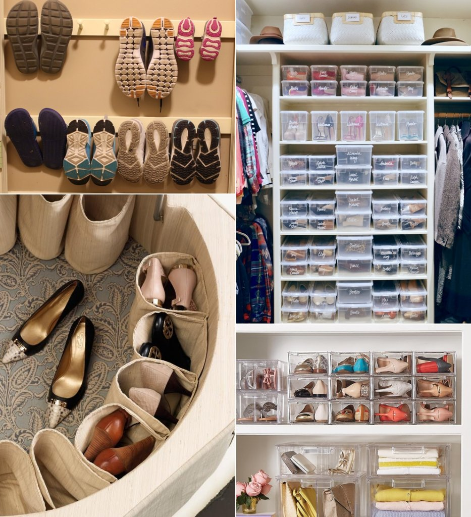 Practical Shoe Storage Ideas