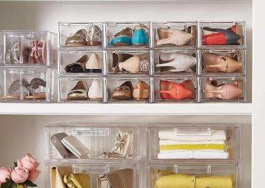 Practical Shoe Storage Ideas